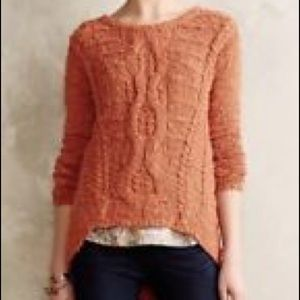 Moth // Anthropologie Portland Cable Sweater